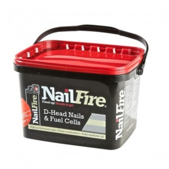 Nail Fire 1st Fix 2.9mm Nails (Pack of 3,000)