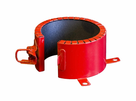 Intumescent Fire Collar