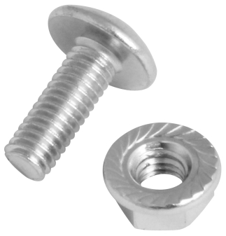 Tray Bolts Combi Drive & Nuts