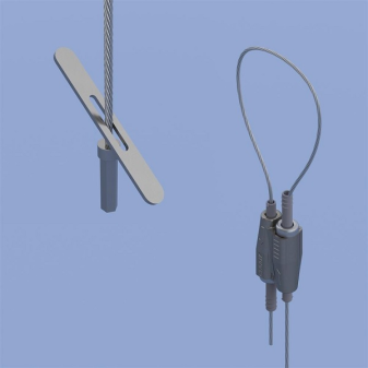 Toggle with Wire Lock (1.5mm)