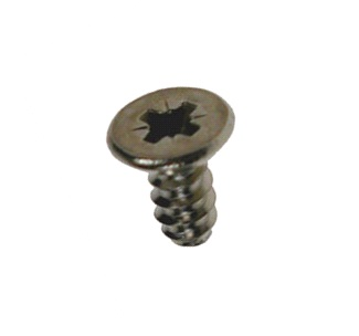Pozi Countersunk Head Truncated Screws