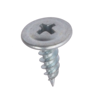 Wafer Head Screws Sharp Point - Steel to Steel