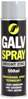 Bright Galvanising Paint