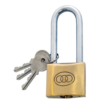 Contract Brass Padlocks (Long Shackle)