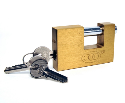 Warehouse Padlock