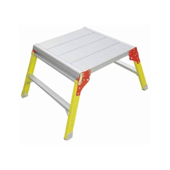 Hop-Up Work Platforms - Fibreglass
