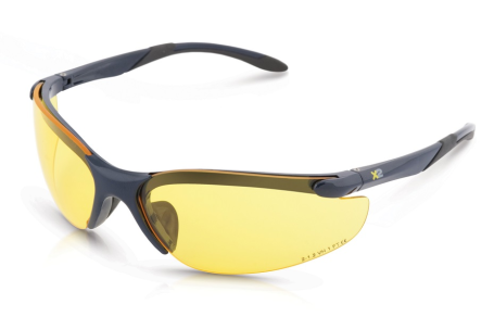 X2 Eyewear Range - Yellow Lens