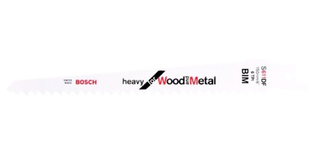 Wood & Metal Cutting - Reciprocating Saw Blades