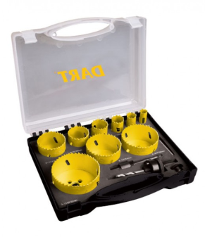 Premium Holesaw Set - 13 Piece