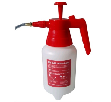 1ltr Pressurised Water Container and Hose