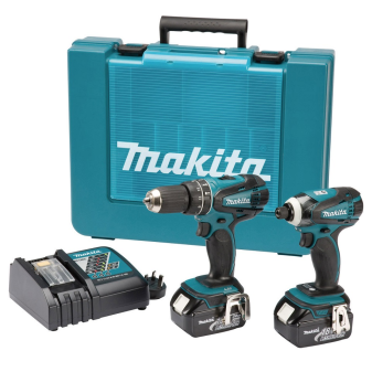 Makita LXT (DLX2012) 18v Li-ion Two Piece Kit