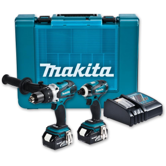 Makita LXT 18v Li-ion Two Piece Kit (DLX2005)