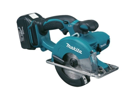 Makita LXT (DCS 550RFE) 18v Metal Cutter