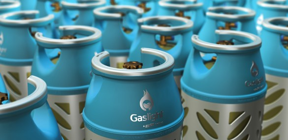 FLOGAS BRITAIN LAUNCHES INNOVATIVE 'GASLIGHT' LPG CYLINDER