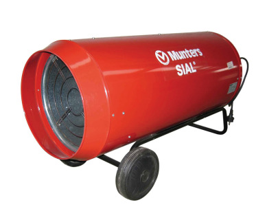 ARG Mobile Direct Fired Gas Heater