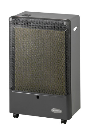 Superser F250 Catalytic Portable Heater