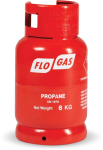 6kg Propane Gas Cylinder (Screw Fit)
