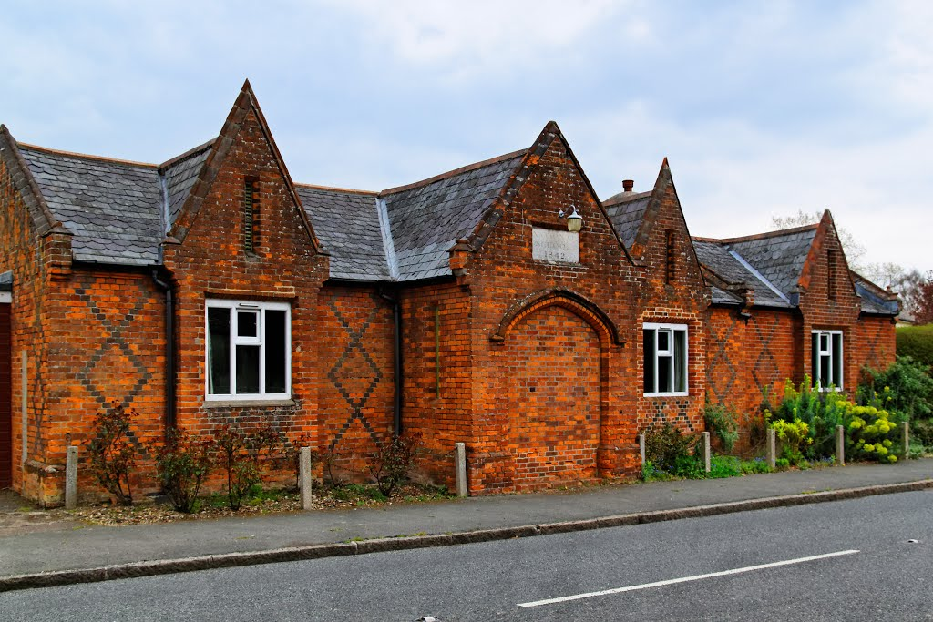 Tendring Village Hall formerly the Village School
