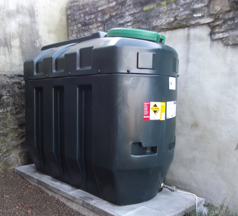 Plastic Domestic Heating Oil Tank