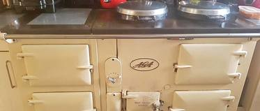 "Oil Aga range cooker ""sooting up""? Can we blame the EU for dodgy oil and premature carboning?"