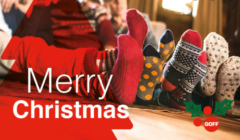 Happy Christmas from Goff Heating Oil