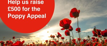 Supporting the Poppy Appeal