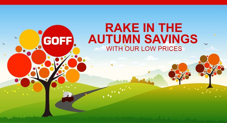 Rake in the Savings this Autumn
