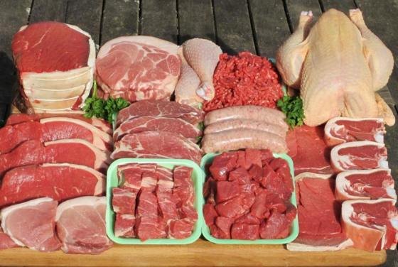 Large Organic Mixed  Meat Box