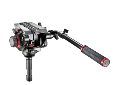 504HD PRO TRIPOD VIDEO HEAD