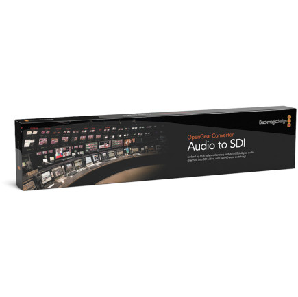 OpenGear Audio - SDI Card