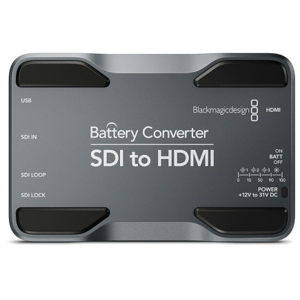 Blackmagic Design Battery Converter SDI to HDMI