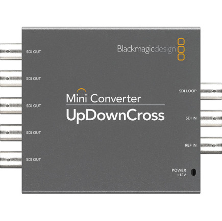 Blackmagic Design Mini Converter UpDownCross