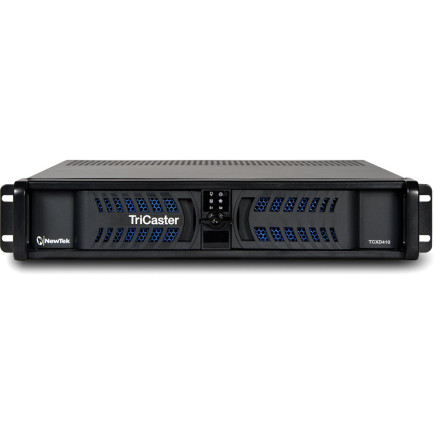 TriCaster 410 Multi-Standard  (Without Control Surface)