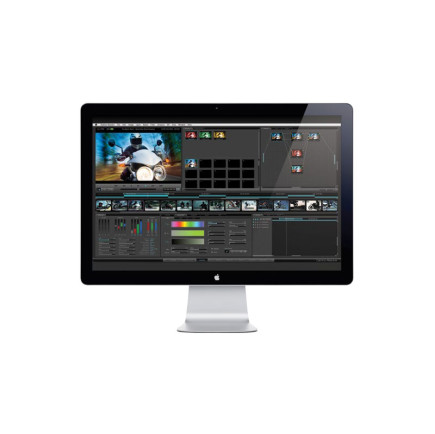 DAVINCI RESOLVE ADVANCED PANEL