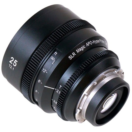 SLR Magic APO HyperPrime CINE APO25PL