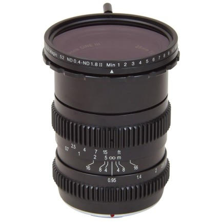 HyperPrime 2595MFT - ND Variable Filter Kit