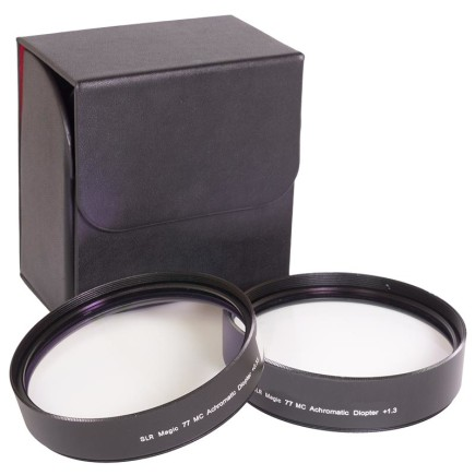 Anamorphot Adapter Achromatic Diopter Kit