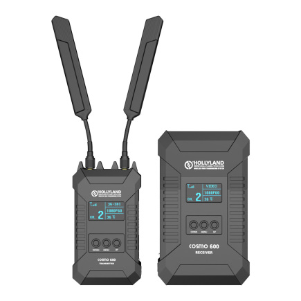 Cosmo 600 Wireless Transmission System