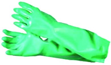 Nitrile Armlength Gloves, Size  8