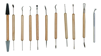 Ceramic Modelling Tools