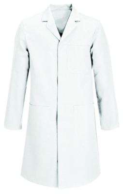 Lab Coat (Std Neck, White)
