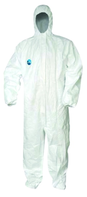 Tyvek Disposable Coverall Type 5/6