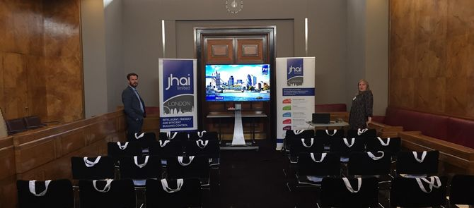 Another successful seminar from jhai London