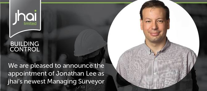 Jonathon Lee joins jhai