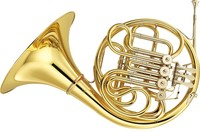 Yamaha YHR-567D French Horn
