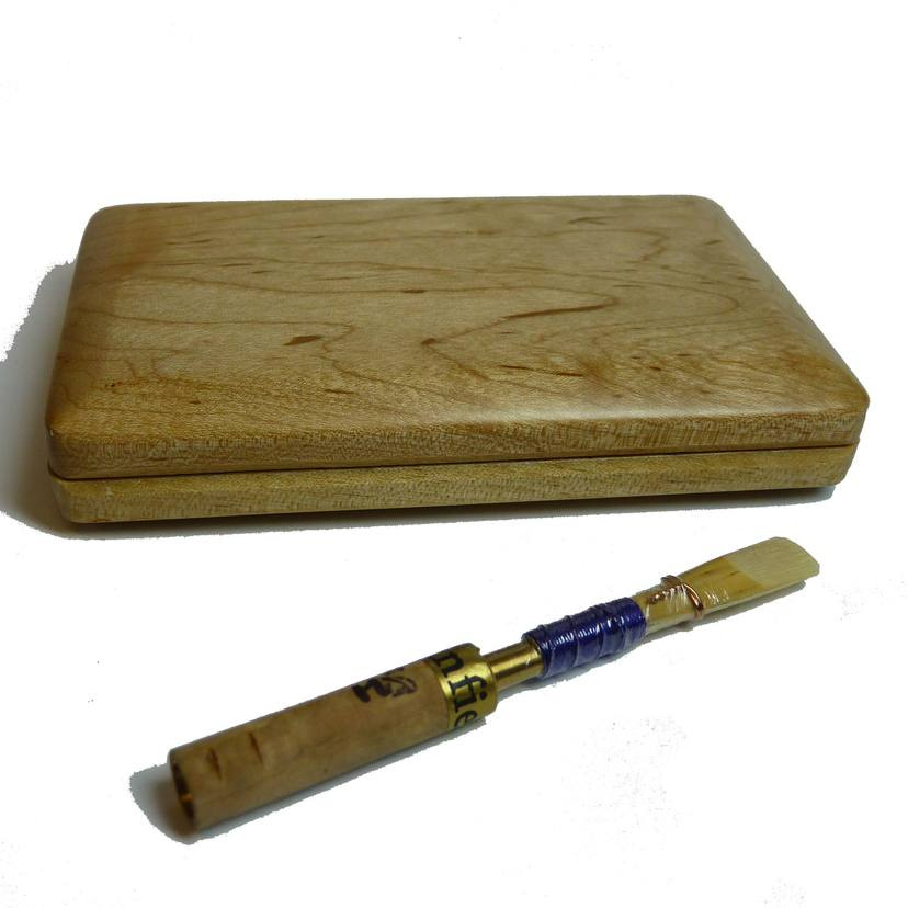 JP Oboe Reed Case holds 4 208759 GALLERY 1