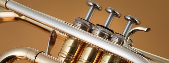 What JP instruments do brass bands use?