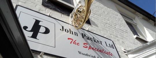 Exciting times for John Packer - we're relocating!