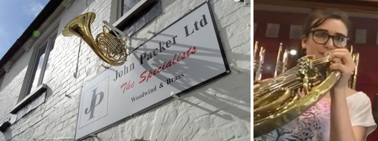 Work Experience at John Packer Ltd.