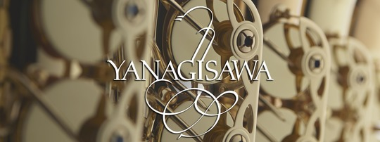 Coming soon: The Yanagisawa WO series Baritone Saxes